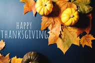 Showing Thanks for Your Eyesight This Thanksgiving