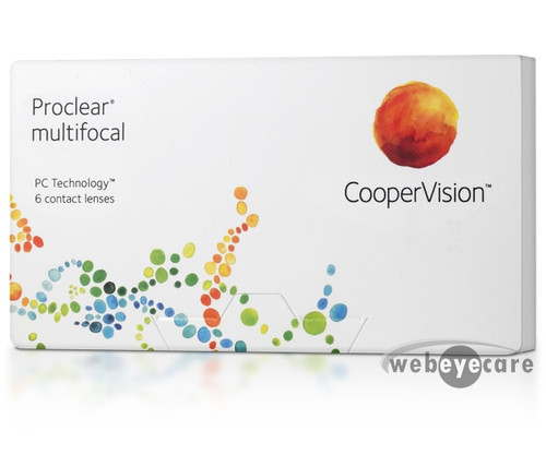 Proclear Multifocal XR 6 Pack