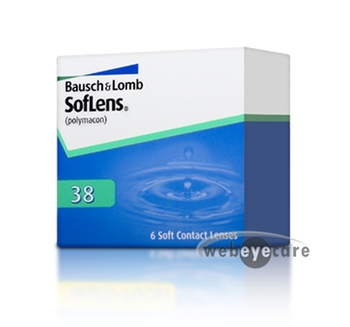 SofLens 38 Optima FW 6 Pack