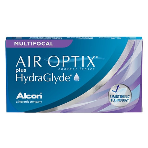 Air Optix HydraGlyde Multifocal 6 Pack contact lenses