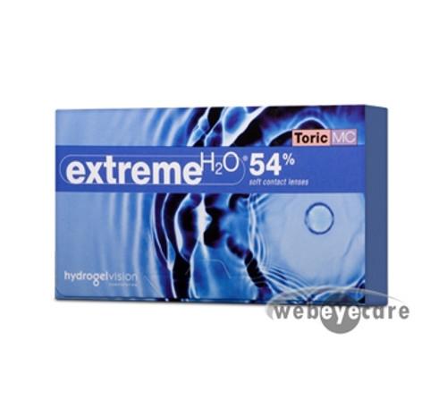 Extreme H2O 54% Toric MC 6 Pack