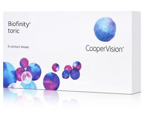Biofinity Toric (6 Pack)