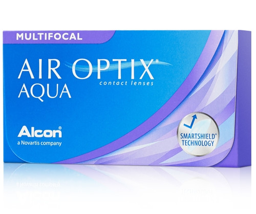 Air Optix Aqua Multifocal (6 Pack)