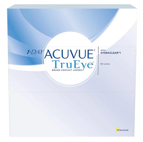 1-Day Acuvue TruEye (90 Pack)