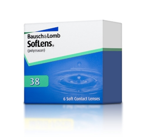 SofLens 38 Optima FW (6 Pack) contact lenses
