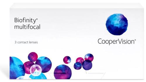 Biofinity Multifocal (3 Pack)