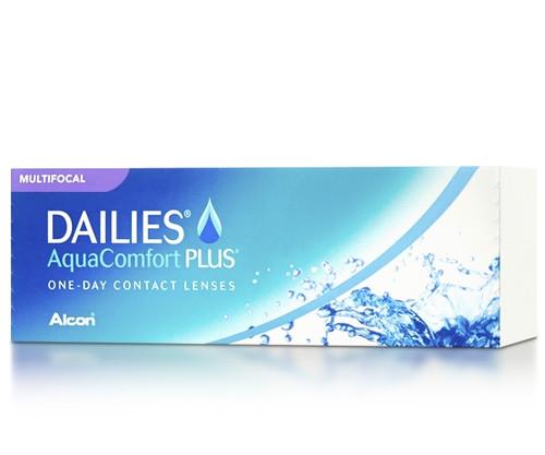 DAILIES AquaComfort Plus Multifocal (30 Pack)