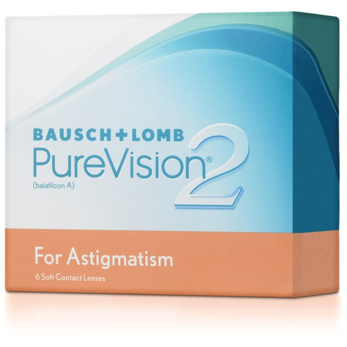 PureVision 2 HD for Astigmatism (6 Pack) contact lenses