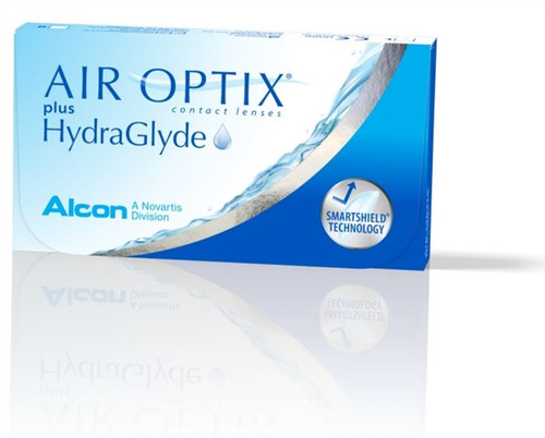 Air Optix Plus HydraGlyde (6 Pack)