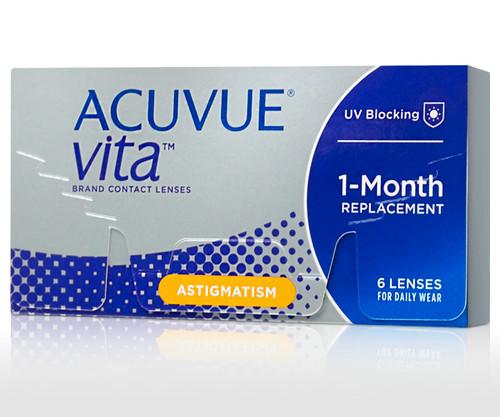 Acuvue Vita for Astigmatism (6 Pack)