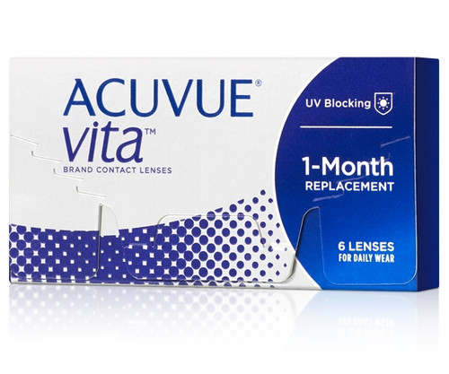 Acuvue Vita (6 Pack) contact lenses