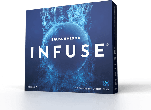 Infuse One-Day (90 Pack) contact lenses