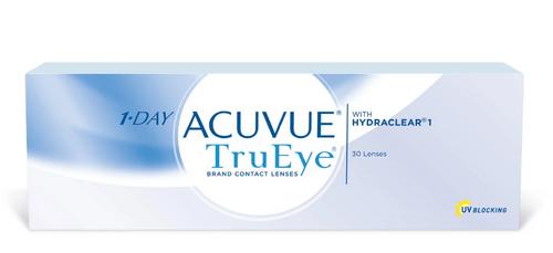 1-Day Acuvue TruEye (30 Pack)