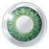 Contacts Color Green