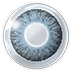 Contacts Color Sterling Gray