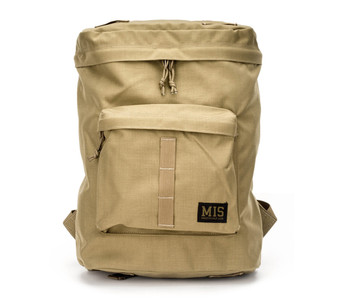 Backpack - Coyote Tan - Front