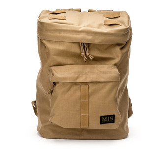 Backpack - Coyote Brown - Front