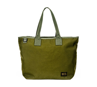Tote Bag - Olive Drab - Front