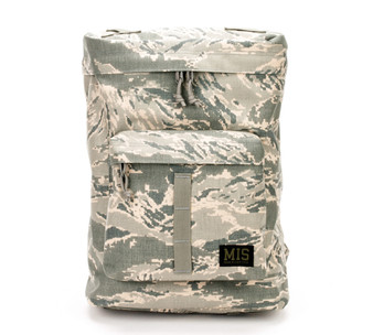 Backpack - ABU Camo - Front