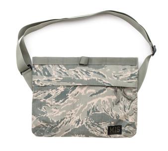 Padded Shoulder Bag - ABU Camo - Front