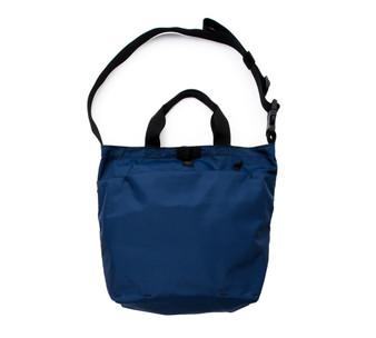2Way Shoulder Bag - Navy - Front