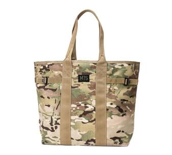 Multi Tote Bag - Multi Cam - Front