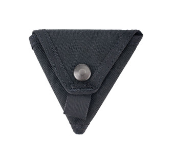 Coin Case - Black - Closed