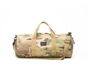 Training Drum Bag Small - Multi Cam - Front