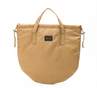 UK Helmet Bag - Coyote Brown - Front