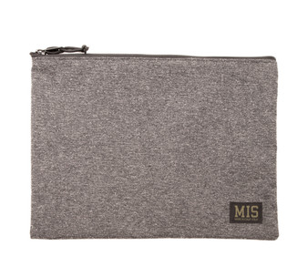 Tool Pouch L - Denim Grey - Front