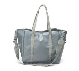 All Weather 2 Way Tote Bag - Foliage - Front with Strap
