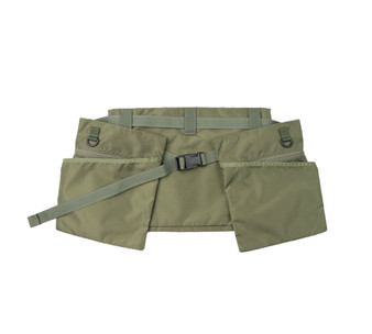 Game Apron Bag - Olive Drab - Front