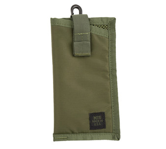 Tactical Key Strap Set - Olive - EW Soft Case 1