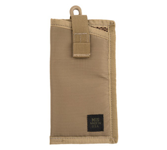 Tactical Key Strap Set - Coyote Tan - EW Soft Case 1