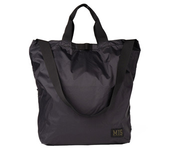 Carrying Bag Ripstop - Black - Front