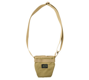 AB Shoulder Pouch - Coyote Tan 1