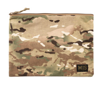 Tool Pouch L - Multi Cam - Front