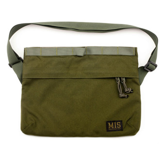 Padded Shoulder Bag - Olive Drab