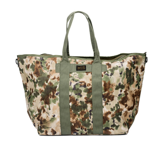 Super Tote Bag - Covert Woodland - Front