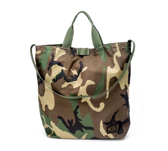 Waterproof Carrying Bag - Woodland Camo