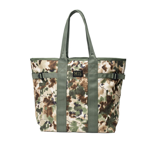 Multi Tote Bag - Covert Woodland - Front