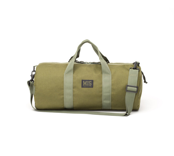 Training Drum Bag Small - Olive Drab - Front