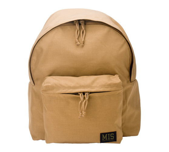 Daypack - Coyote Brown Cordura - Front