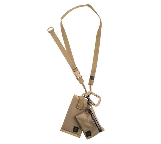 Tactical Key Strap Set - Coyote Tan - All