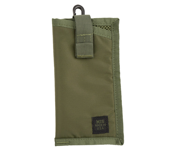 Tactical Key Strap Set - Olive - EW Soft Case 1