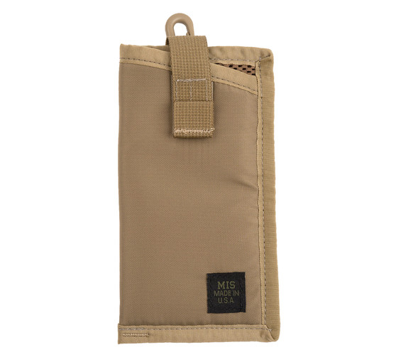 Tactical Key Strap Set - Coyote Tan - EW Soft Case 1