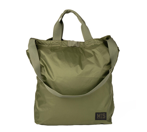 Carrying Bag Ripstop - Olive - Front
