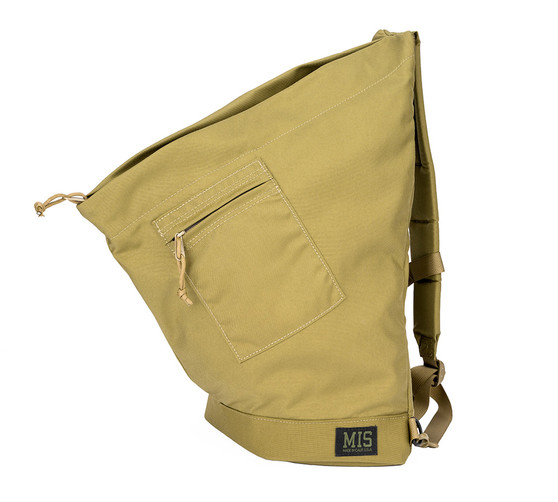 TA One Shoulder Bag - Coyote Tan 1