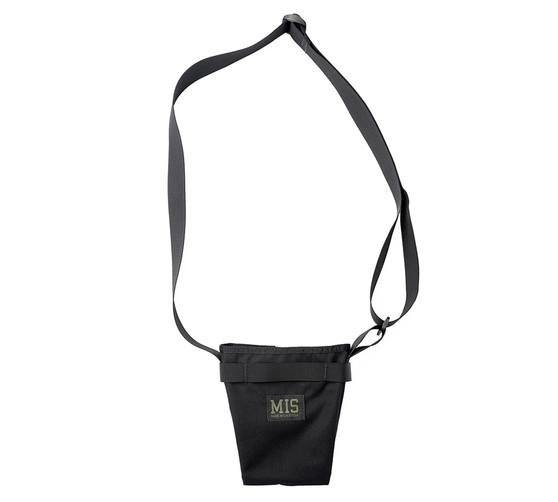 AB Shoulder Pouch - Black 1