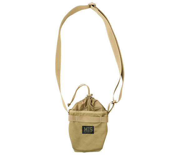 AB Shoulder Pouch - Coyote Tan 2